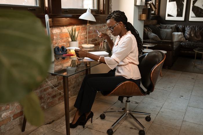 Marginalized Staff Prefer Working from Home
