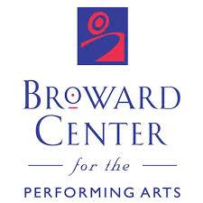 Welcome Broward Center for the Performing Arts!